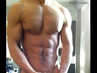 Amateur muscle guy big cock massive cumshot