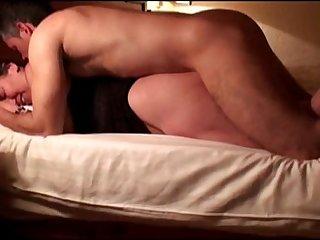 Wife fucked by stranger in hotel, cuckold filmed