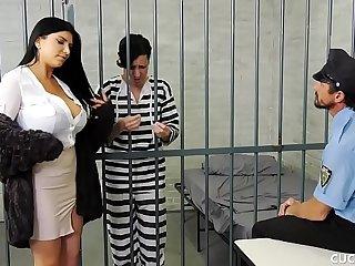 Romi Rain Has a Pathetic Husband Who Gets Locked UP